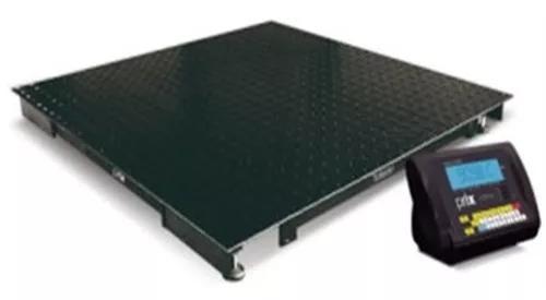 Balança toledo plataforma de piso portátil - pezinhos -