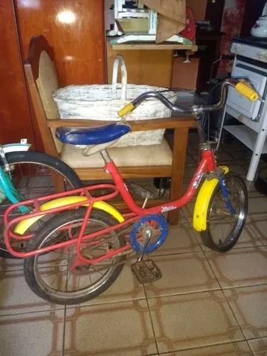 Bicicleta infantil monark antiga