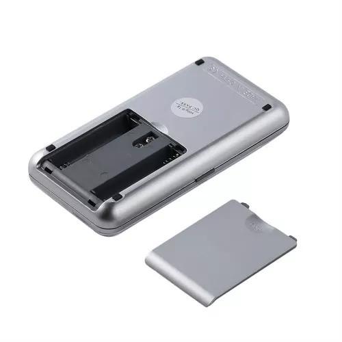 Bolso eletrônico digital portátil mini precisão joias