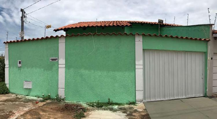 Casa no setor ponta kayana, trindade, 3 quartos c suíte,
