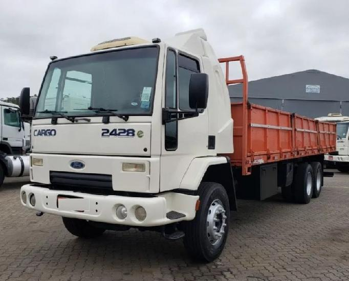 Ford cargo 2428 6x2 truck