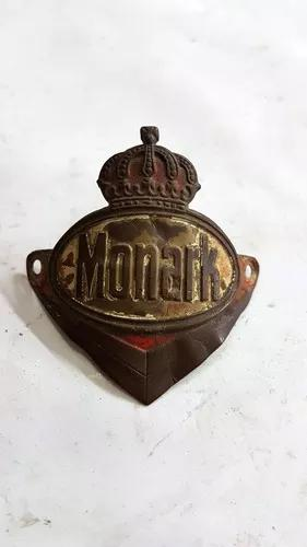 Plaqueta bicicleta antiga monark