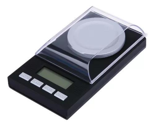 Promoton 50g/0,001 g mini balança digital lcd portátil de