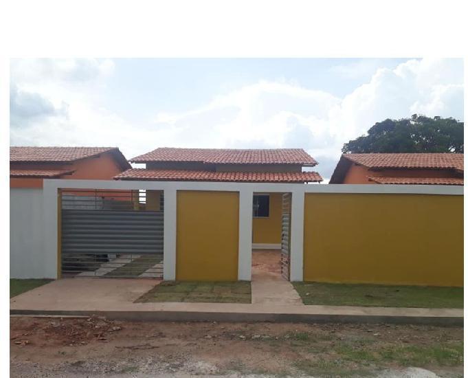 R$ 110.000 reais casa no jardim castanhal em castanhal