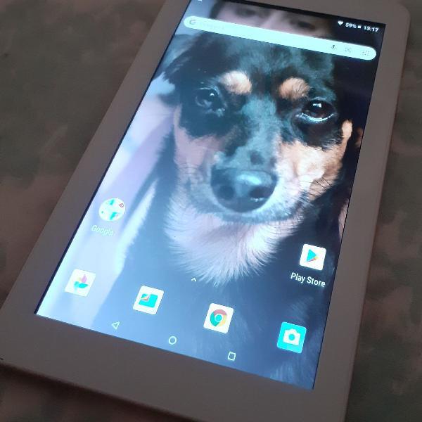 Tablet rosa m7s plus 16 gb