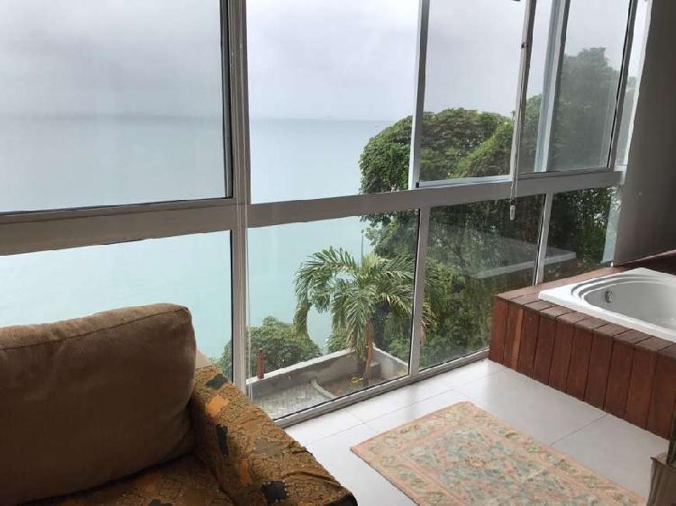 Vendo lindo apartamento dois quartos ,vista mar na