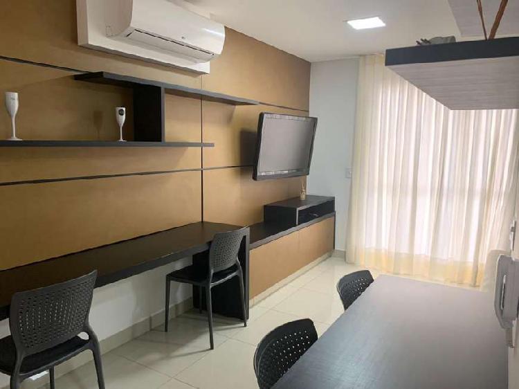 Apartamento com 1 quarto no lounge 22 - bairro setor oeste