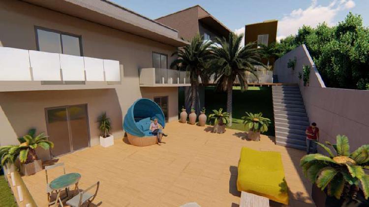 Casa duplex para venda com 80 metros quadrados, 2 ou 3