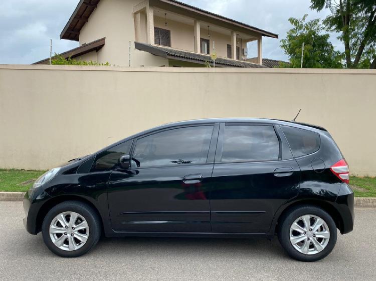 Honda fit lx 1.4 aut. un. dono
