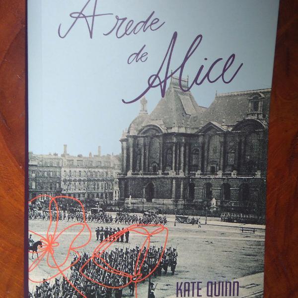 Livro: A Rede de Alice