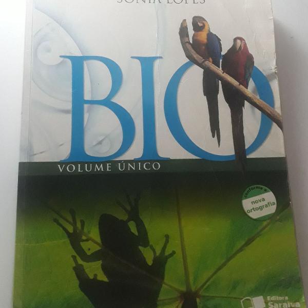 Livro biologia volume único sônia lopes