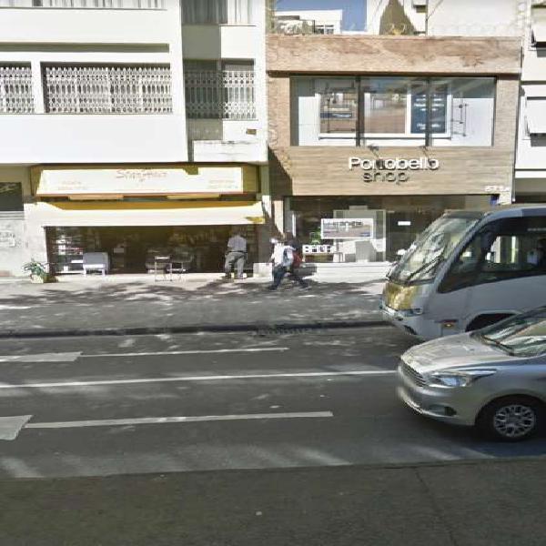 Loja para aluguel tem 220 metros quadrados em tijuca - rio
