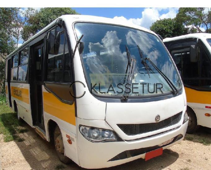 Micro onibus ibrava apollo vw 9-150 eod 23l(cod.179) ano2009