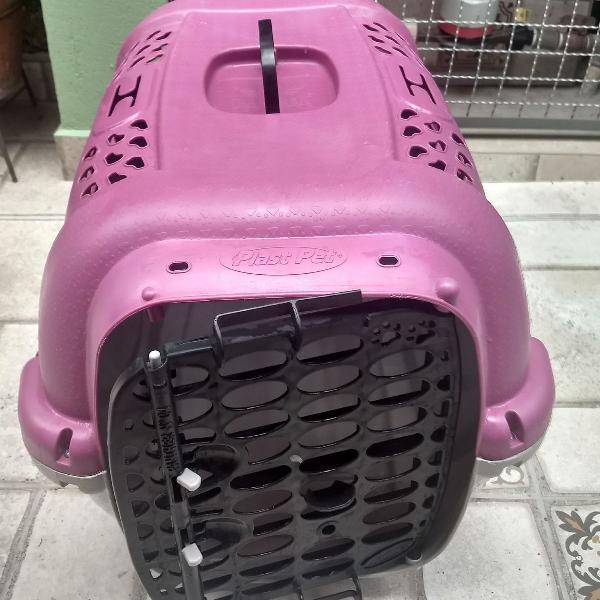Caixa de transporte animal panther
