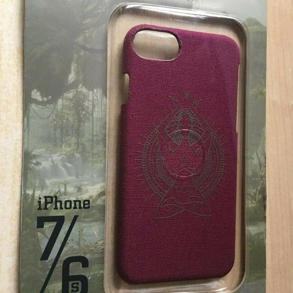 Capa celular iphone 6 / 6s / 7 ace disney avatar roxo