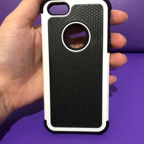 Case iphone 5/5s anti-impacto