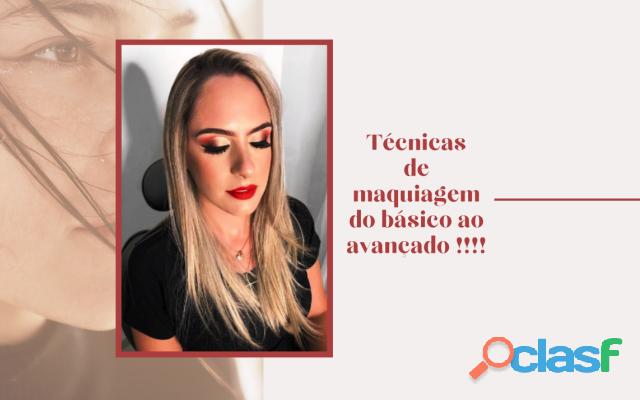 Curso maquiagem na web online criado por andréia venturini