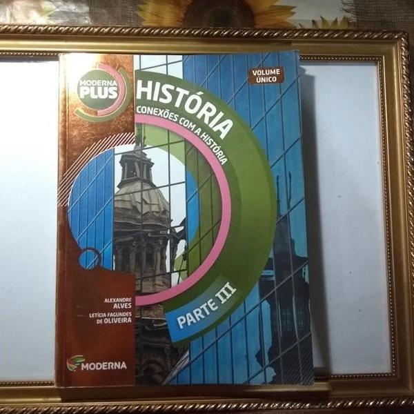 História moderna plus parte 3 volume único