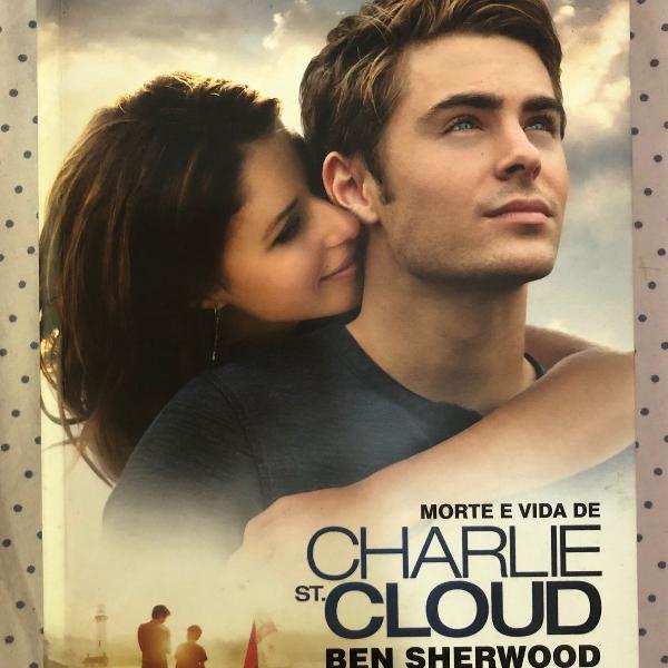 Livro a vida e morte de charlie st cloud