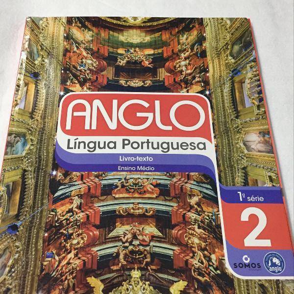 Livro do anglo língua portuguesa 2