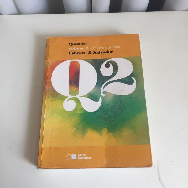 Livro química 2°ano