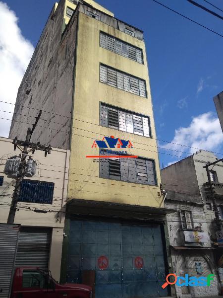 Excelente prédio comercial rua dr costa valente - brás