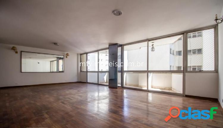 Apartamento 3 quartos para alugar na rua batataes - jardim paulista