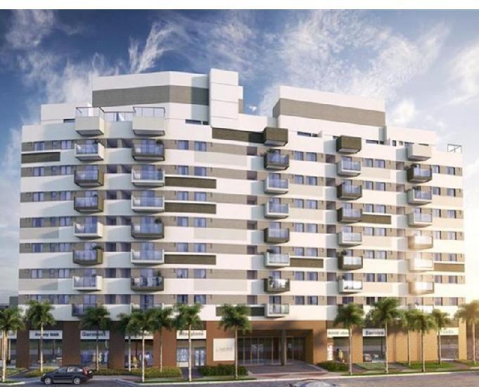 Apartamento de 2 dormitório com suite e varanda freguesia