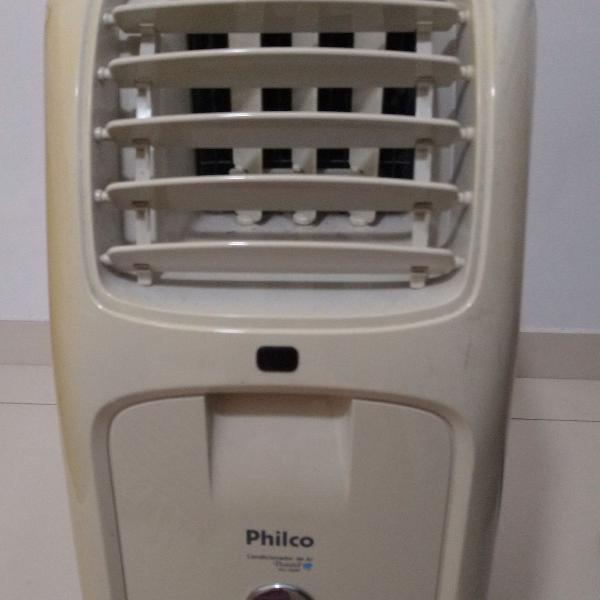 Ar condicionado portátil 11000 bru/h frio 127v branco