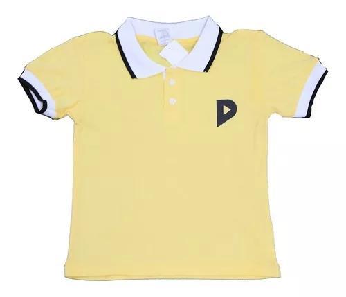 Blusa polo tamanho 10 uniforme pensi