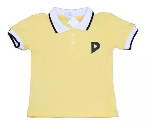Blusa polo tamanho 2 uniforme pensi