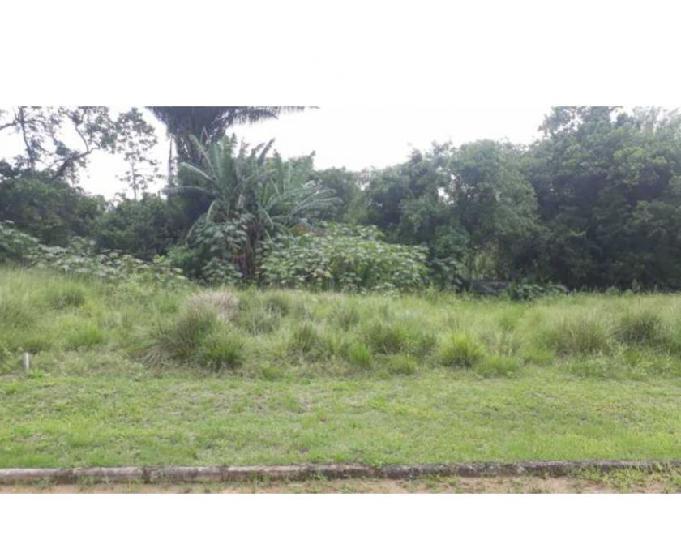 Cachamorra - terreno com 360m2 em condomínio - rgi