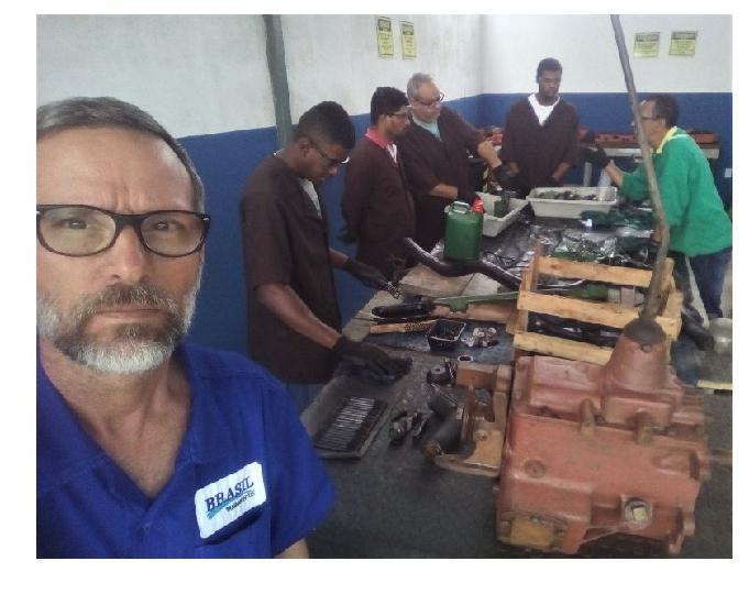Curso de mecânica diesel