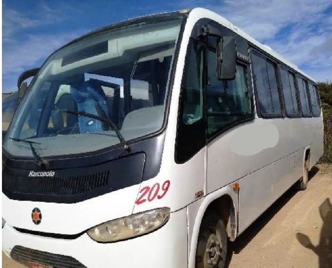 Micro onibus marcopolo senior cód.6244 ano 2009