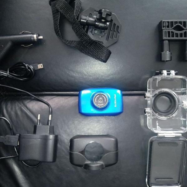 Mini câmera digital