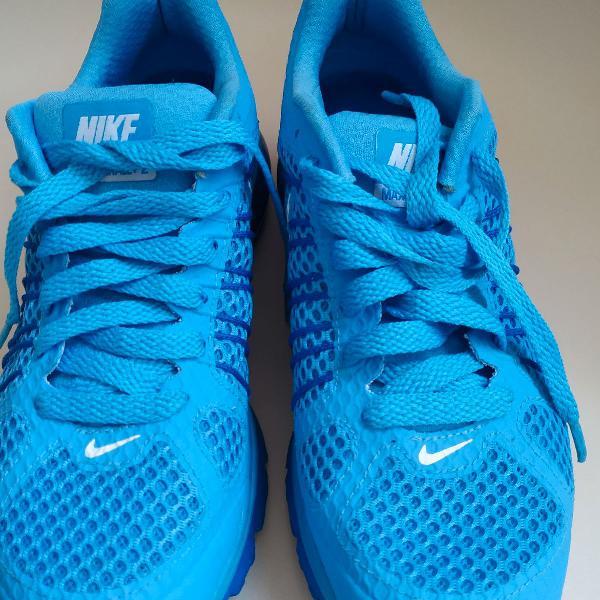 Nike airmax azul novinho!