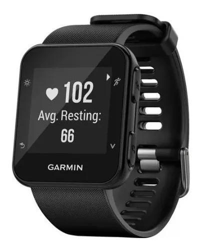 Relógio garmin forerunner 35 gps com frequência
