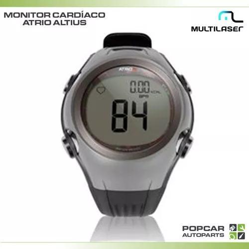 Relógio monitor cardíaco multilaser frequencimetro