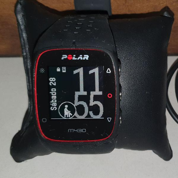 Relógio polar m430