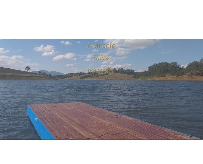 Terreno em condomínio na represa, bragança paulista - sp