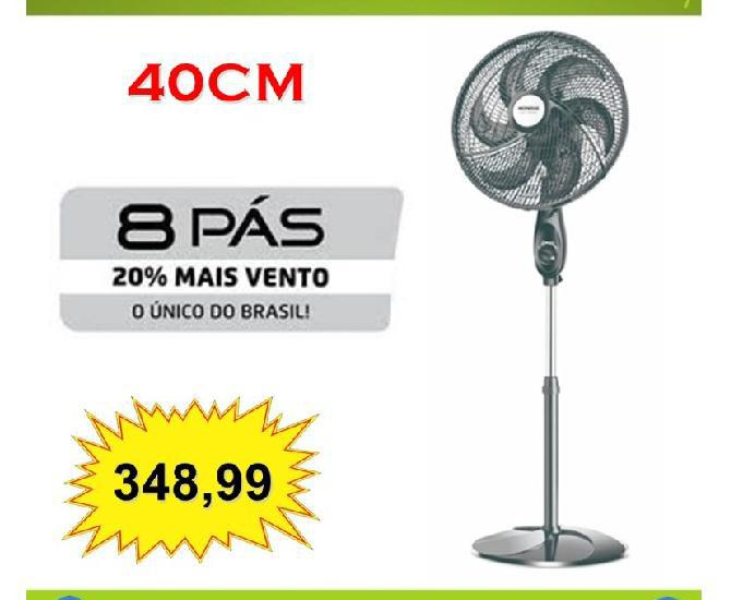 Ventilador de coluna mondial 40cm 127v 140 watts 6 pás