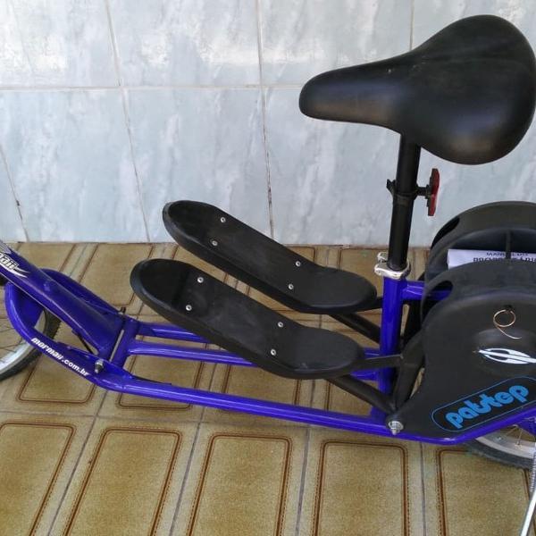 Bicicleta patstep mormaii
