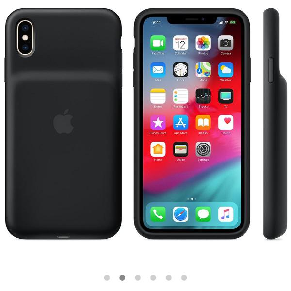 Iphone xs max 256gb + smart batery case apple