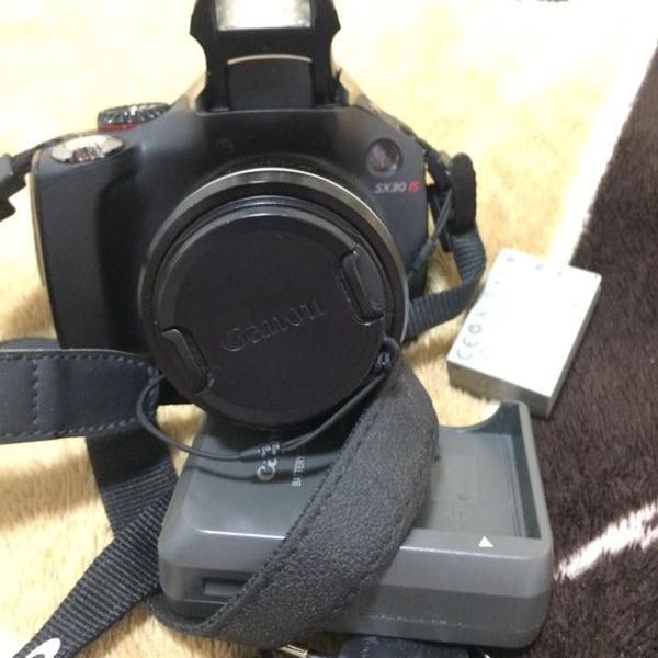 Maquina fotografica canon sx30is