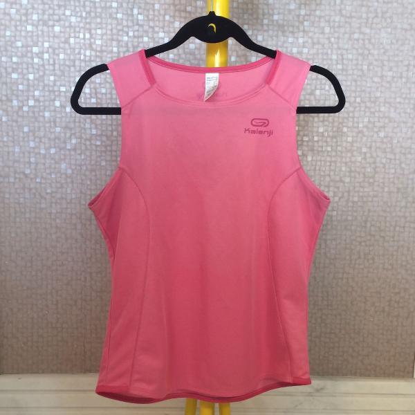 Regata sport dry fit rosa kalenji decathlon