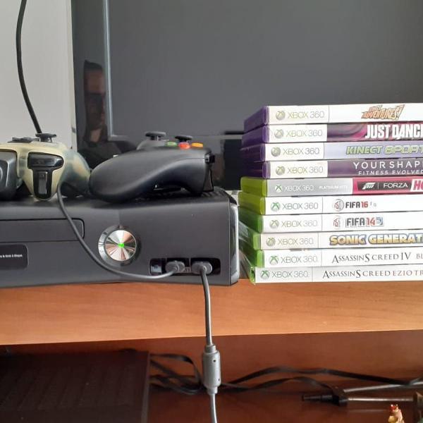 Xbox 360 / bloqueado
