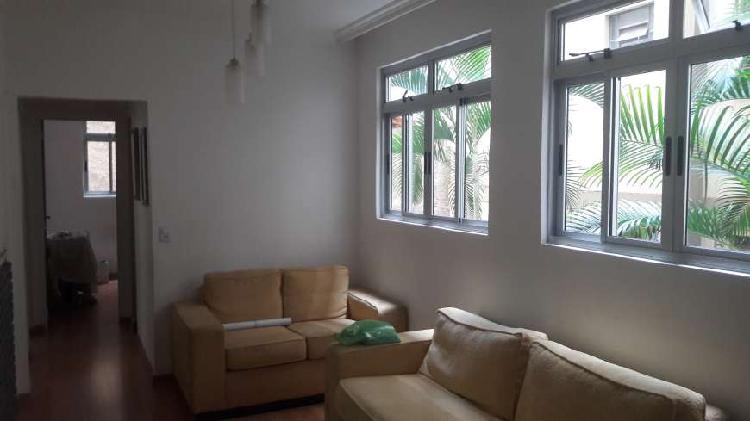 Apartamento 03 qtos, 01 vaga bairro sagrada família - belo