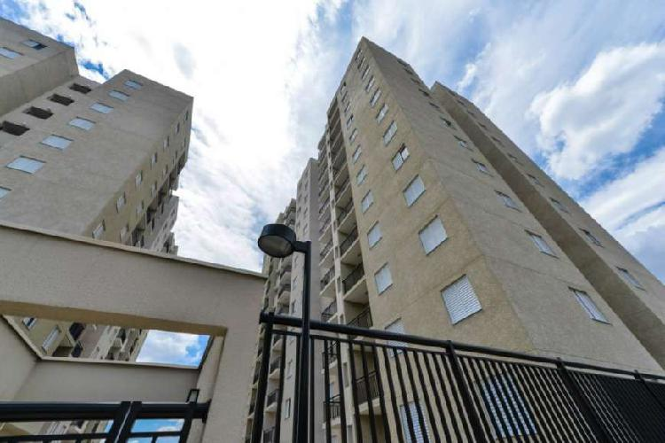 Apartamento 2 dormitórios, com terraço grill e lazer