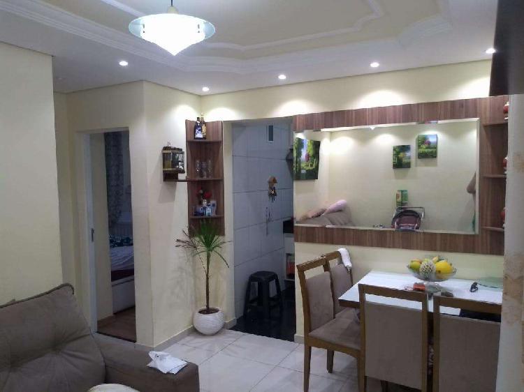 Apartamento, ouro minas, 2 quartos, 1 vaga, 0 suíte