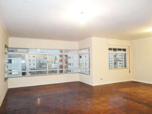 Locação - consolação 220 m2 á.ú 03 dorm. 01 por andar